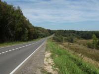 тихое шоссе