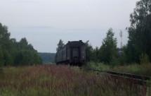 Пригородный поезд Владимир – Тумская