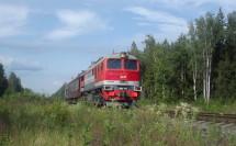 Железная дорога Владимир – Тумская
