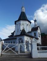 Никулино. Церковь Святителя Николая