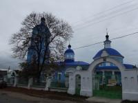 Щёлково. Покровская церковь