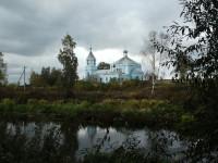 Клязьма и церковь