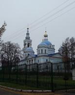 Деденево. Спасо-Влахернский монастырь