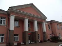 Здание Деденевской больницы