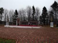 Деденево. Памятник Героям Великой Отечественной войны