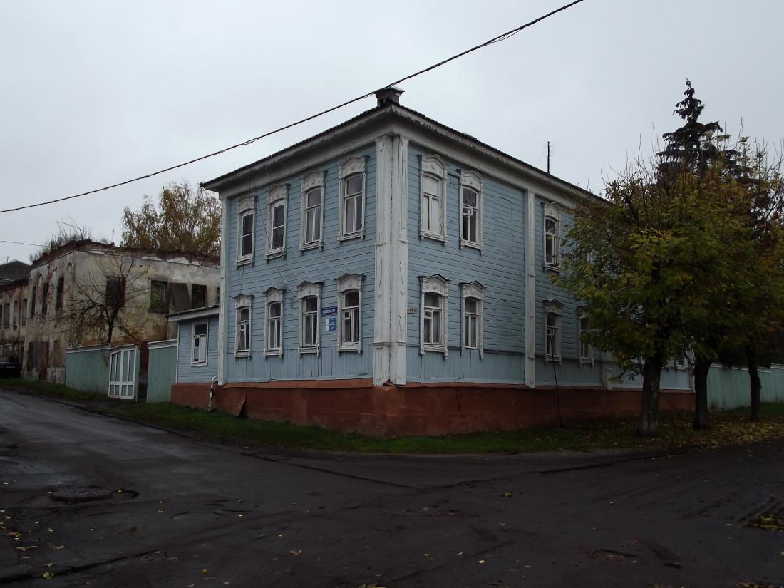 Коломна поселок радужный дом 45