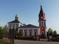 Михайловское. Церковь