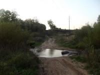 Переход через ручей