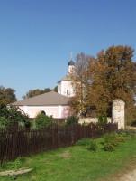 Васильевское. Церковь