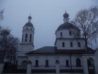 Образцово. Богородицерождественский храм